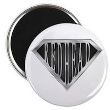SuperRedhead(metal) Magnet