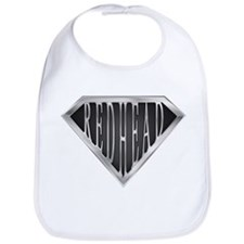 SuperRedhead(metal) Bib