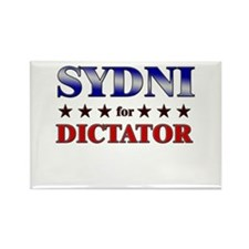 SYDNI for dictator Rectangle Magnet