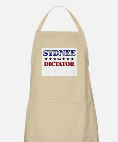 SYDNEE for dictator BBQ Apron