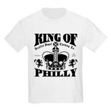 """KING OF PHILLY"" T-Shirt"