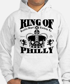 """KING OF PHILLY"" Hoodie"