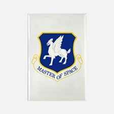 50th Space Wing Rectangle Magnet