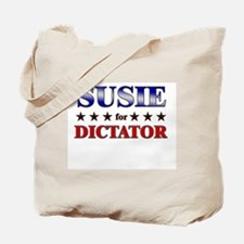 SUSIE for dictator Tote Bag
