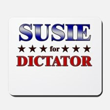SUSIE for dictator Mousepad