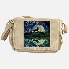 Coyote Moon Messenger Bag