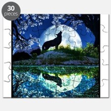 Coyote Moon Puzzle