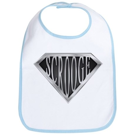 SuperScrooge(metal) Bib