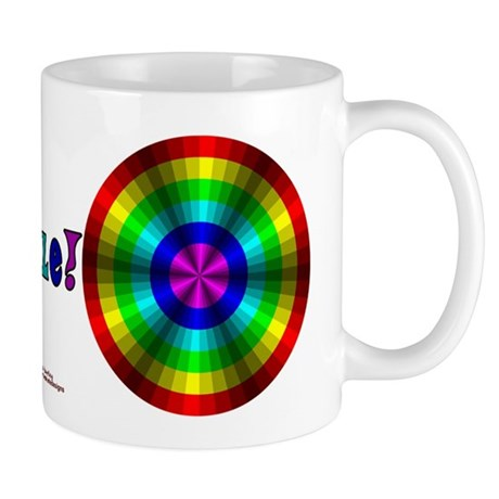 Rainbow Illusion Mug