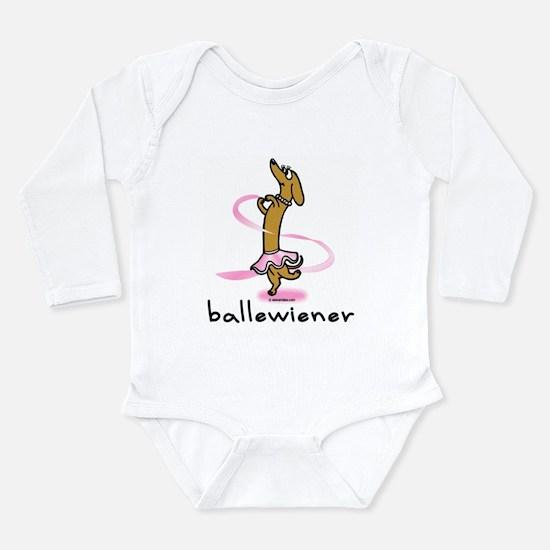 Ballet Wiener Body Suit