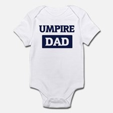 UMPIRE Dad Infant Bodysuit