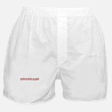 Garfield Paw Prints Boxer Shorts