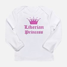 Liberian Princess Long Sleeve T-Shirt