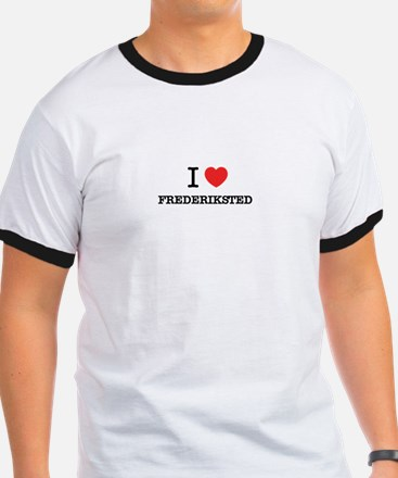 I Love FREDERIKSTED T-Shirt