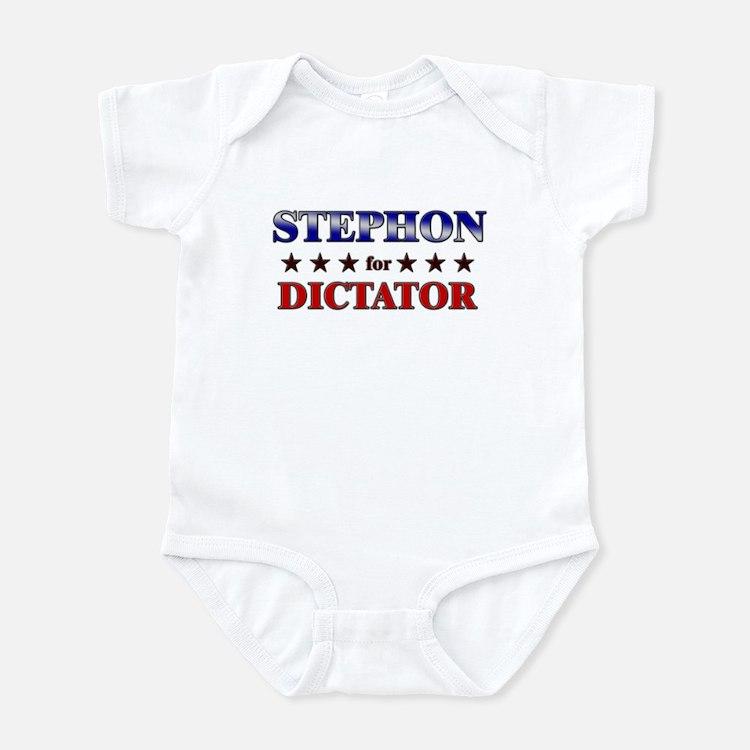 STEPHON for dictator Onesie