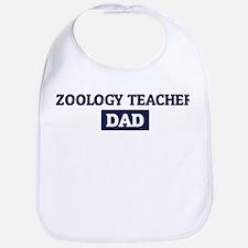 ZOOLOGY TEACHER Dad Bib