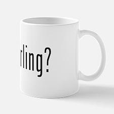 got curling? Mug