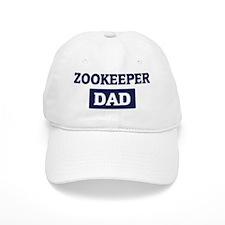 ZOOKEEPER Dad Baseball Cap