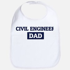 CIVIL ENGINEER Dad Bib