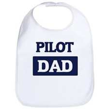 PILOT Dad Bib