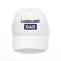 LANDLORD Dad Baseball Cap