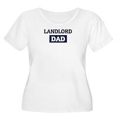 LANDLORD Dad T-Shirt