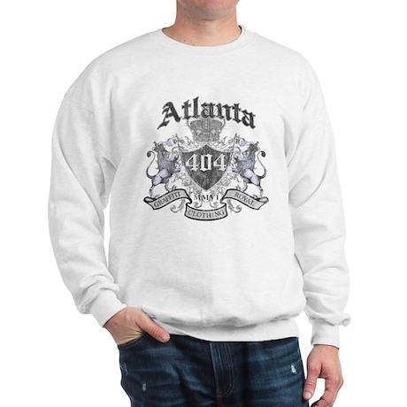 """ATLANTA 404 LION CREST"" Sweatshirt"