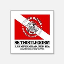 Thistlegorm Sticker