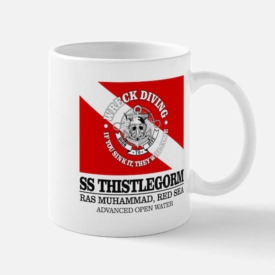 Thistlegorm Mugs