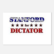 STANFORD for dictator Postcards (Package of 8)