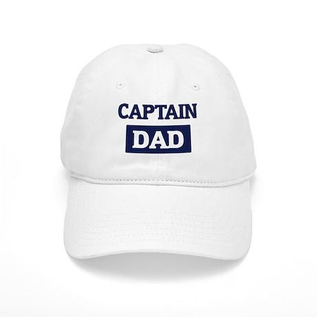 CAPTAIN Dad Cap