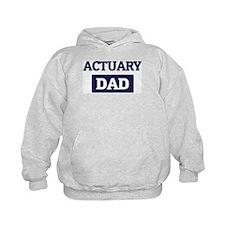 ACTUARY Dad Hoodie