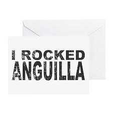 I Rocked Anguilla Greeting Card