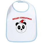 BEARY CHRISTMAS Bib