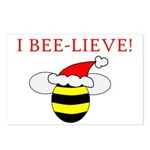 I BEE-LIEVE Postcards (Package of 8)