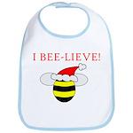 I BEE-LIEVE Bib