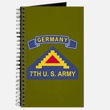 7th Army<BR> Reunion Log Book