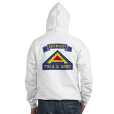 7th Army<BR> Hooded Shirt 4