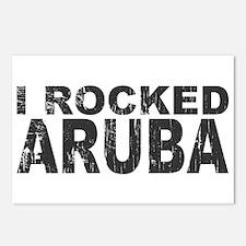 I Rocked Aruba Postcards (Package of 8)