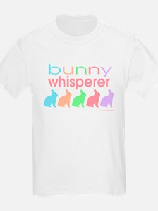 bunny_whisper_b T-Shirt