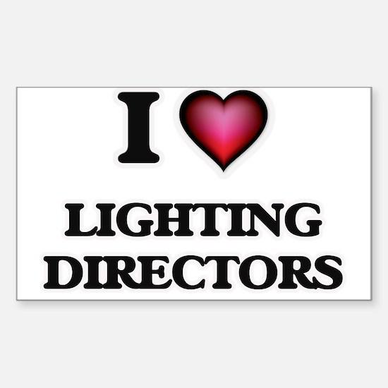 I love Lighting Directors Decal