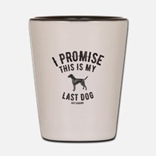 I promise this is my last dog - just kidding Shot
