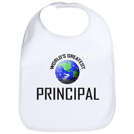 World's Greatest PRINCIPAL Bib