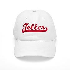 Teller (sporty red) Baseball Cap