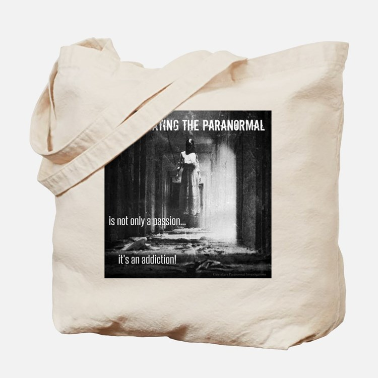 Paranormal Passion Tote Bag