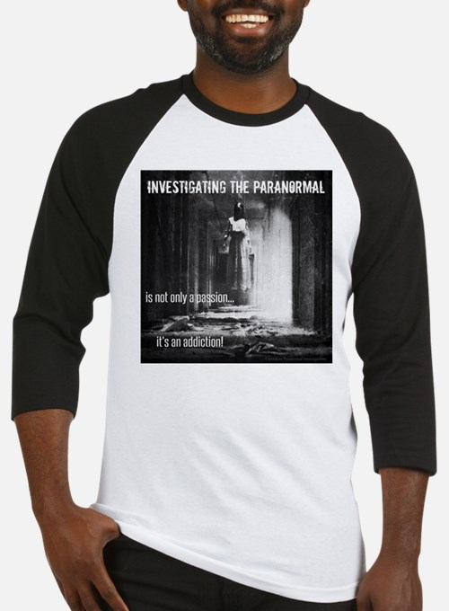 Paranormal Passion Baseball Jersey