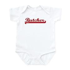 Butcher (sporty red) Infant Bodysuit