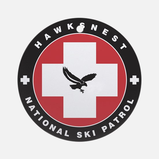 HAWKSNEST NSP ORNAMENT