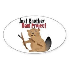 Another Dam Decal
