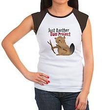 Another Dam Women's Cap Sleeve T-Shirt
